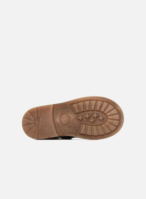 Boots en enkellaarsjes Pom d Api Retro Jodzip Blauw boven