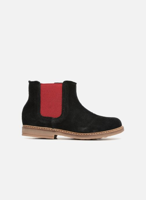 Bottines et boots Pom d Api Retro Jodzip Noir vue derrière