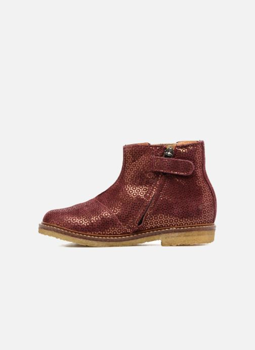 Bottines et boots Pom d Api Suzet Boots Bordeaux vue face
