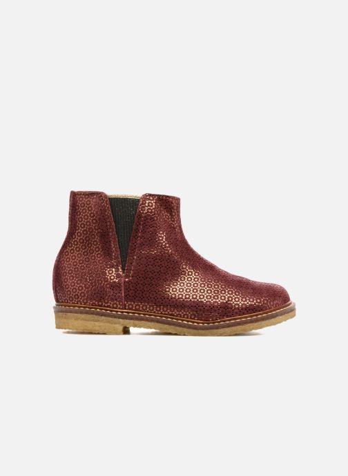 Boots en enkellaarsjes Pom d Api Suzet Boots Bordeaux achterkant