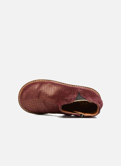 Bottines et boots Pom d Api Suzet Boots Bordeaux vue gauche