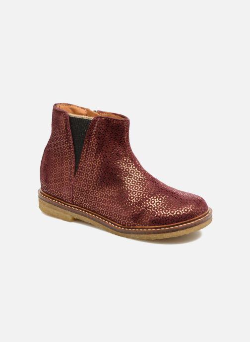 Boots en enkellaarsjes Pom d Api Suzet Boots Bordeaux detail