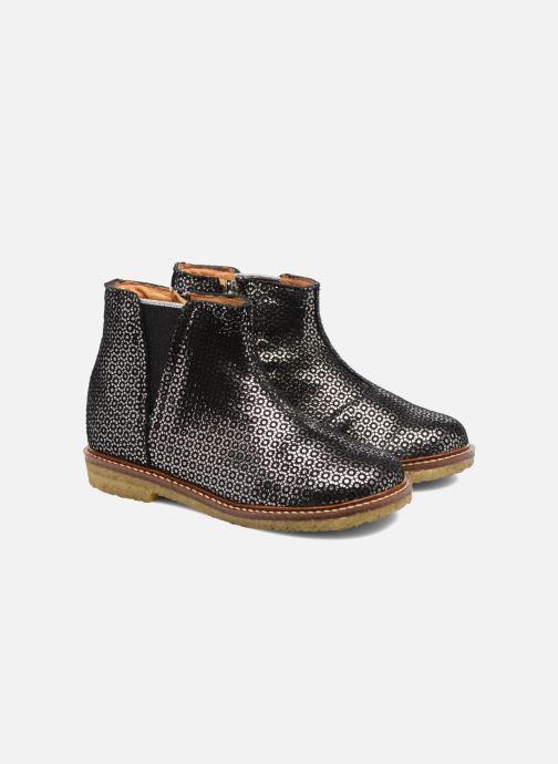 Ankelstøvler Pom d Api Suzet Boots Sort 3/4 billede