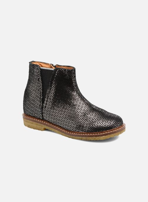 Ankelstøvler Pom d Api Suzet Boots Sort detaljeret billede af skoene