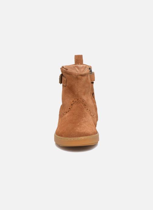 Stiefeletten & Boots Pom d Api Wouf Boots braun schuhe getragen