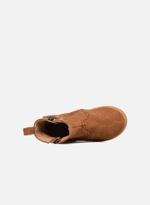 Stiefeletten & Boots Pom d Api Wouf Boots braun ansicht von links