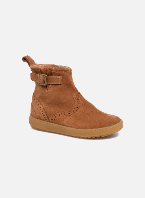 Stiefeletten & Boots Pom d Api Wouf Boots braun detaillierte ansicht/modell