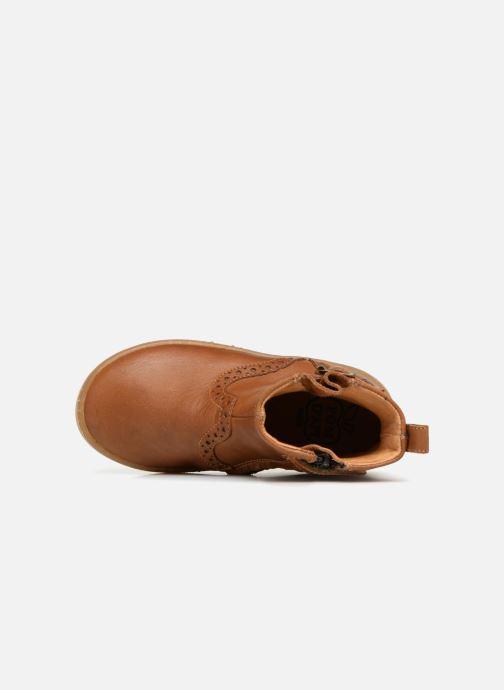 Bottines et boots Pom d Api Wouf Boots Marron vue gauche