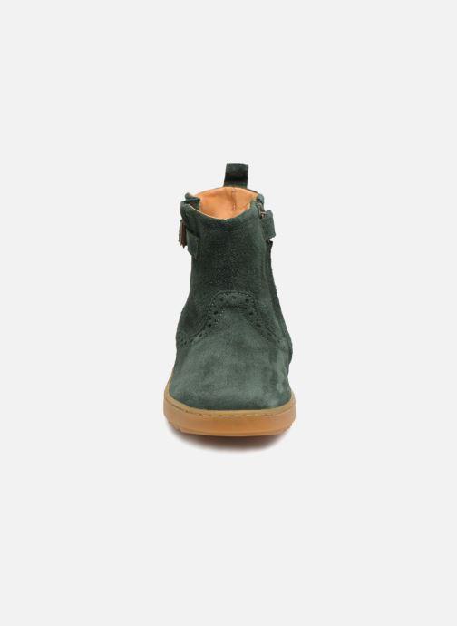 Botines  Pom d Api Wouf Boots Verde vista del modelo