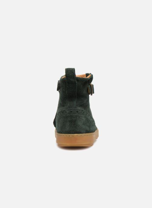 Boots en enkellaarsjes Pom d Api Wouf Boots Groen rechts