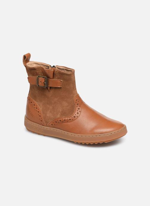 Botines  Pom d Api Wouf Boots Marrón vista de detalle / par