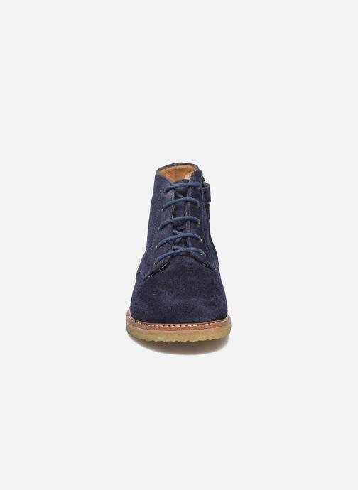 Boots en enkellaarsjes Pom d Api Pat Brogue Blauw model