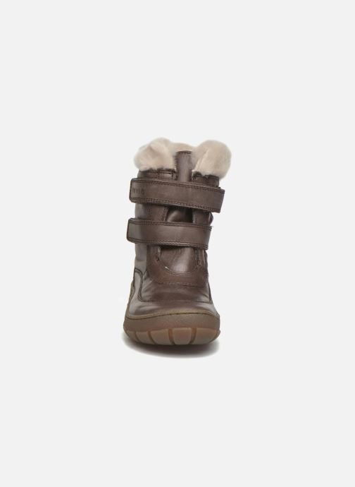 Støvler & gummistøvler Pom d Api Piwi Fur Vel Brun se skoene på
