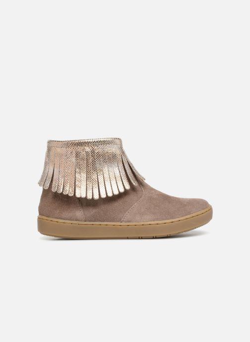 Stiefeletten & Boots Shoo Pom Play Fringe beige ansicht von hinten