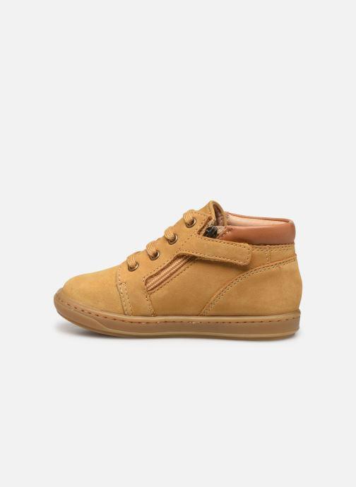 Boots en enkellaarsjes Shoo Pom Bouba Zip Desert Bruin voorkant