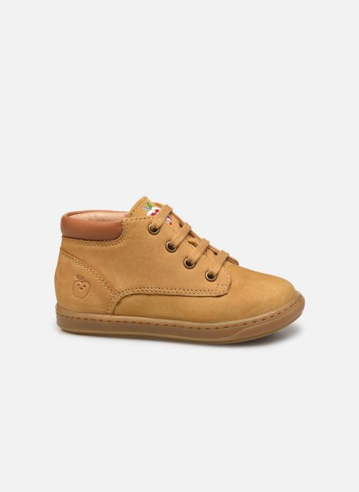 Boots en enkellaarsjes Shoo Pom Bouba Zip Desert Bruin achterkant