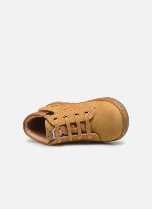 Boots en enkellaarsjes Shoo Pom Bouba Zip Desert Bruin links