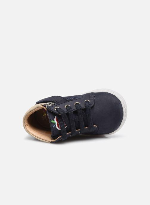 Stiefeletten & Boots Shoo Pom Bouba Zip Desert blau ansicht von links