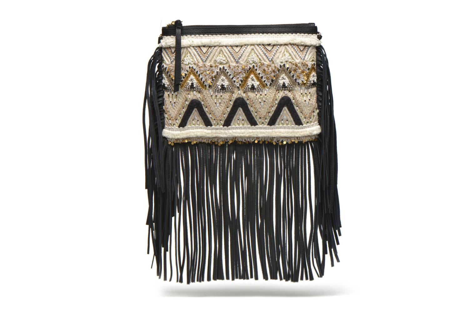 Taj Minkoff Black White Rebecca Multi Crossbody zAqwSS7