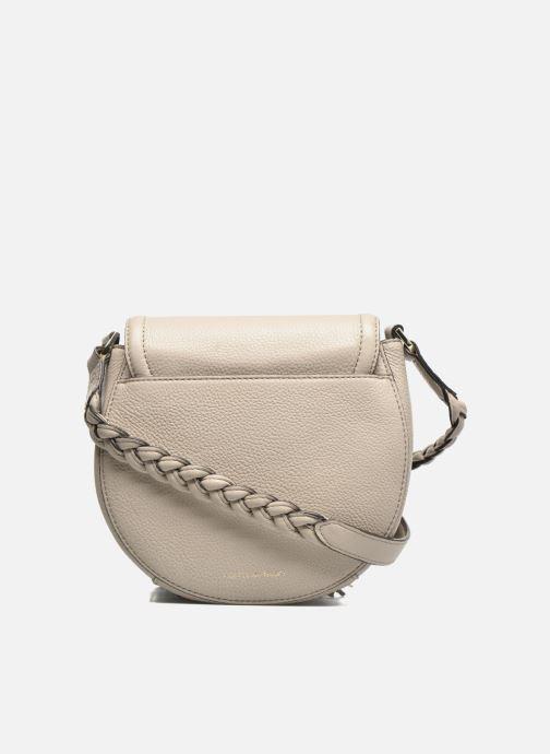 Handbags Rebecca Minkoff Isobel crossbody Beige front view