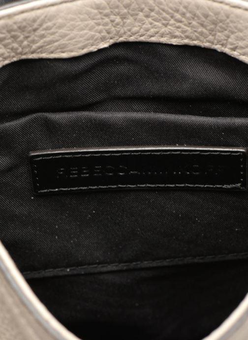 Handbags Rebecca Minkoff Isobel crossbody Beige back view