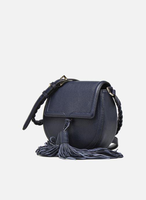 Bolsos de mano Rebecca Minkoff Isobel crossbody Azul vista del modelo