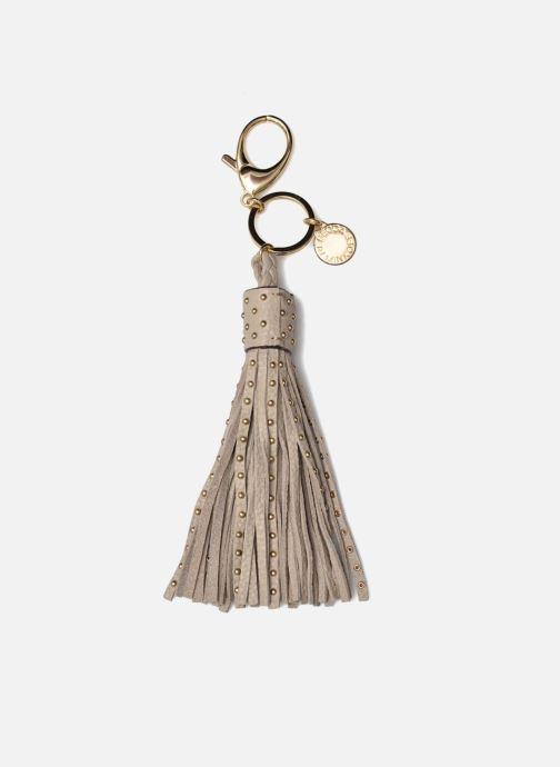 Pin Stud Tassel Keychain