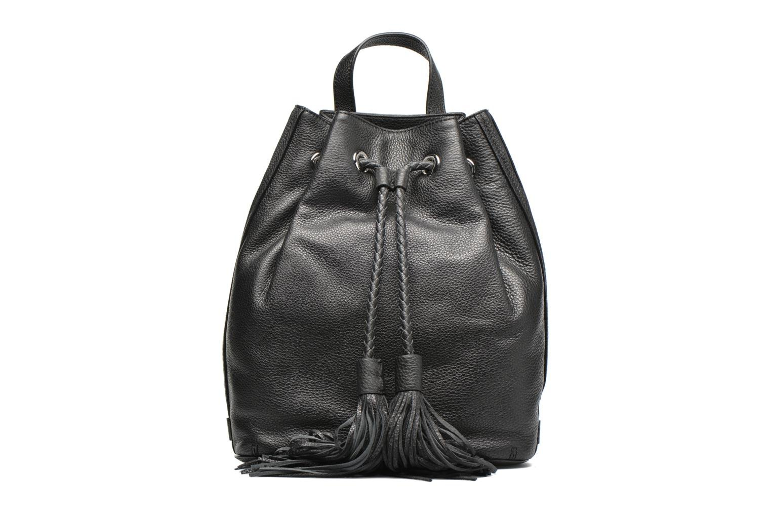 Black Silver Minkoff Rebecca Backpack Isabel AwtIYYnqz