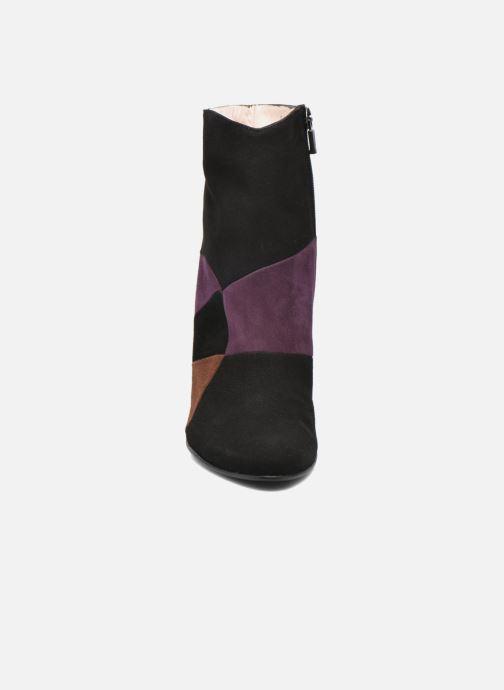 Bottines et boots Anna Volodia Amalia Multicolore vue portées chaussures
