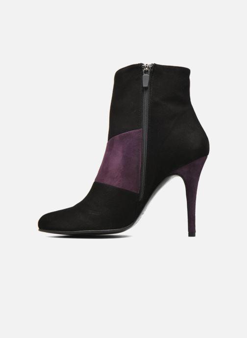 Bottines et boots Anna Volodia Amalia Multicolore vue face