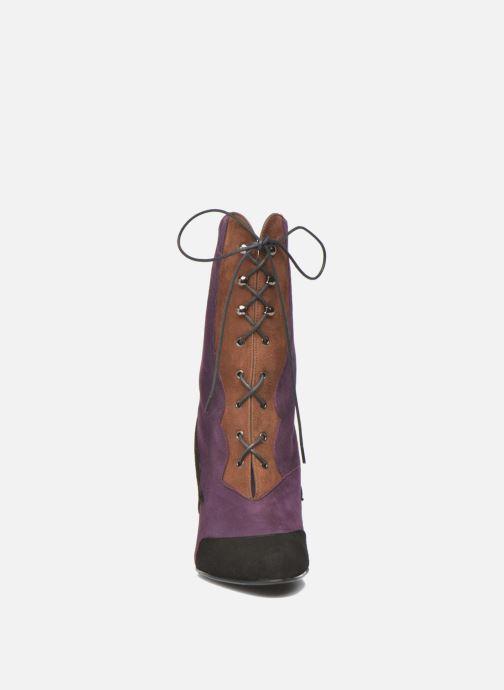 Bottines et boots Anna Volodia Aurora Multicolore vue portées chaussures