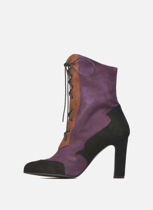 Boots en enkellaarsjes Anna Volodia Aurora Multicolor voorkant