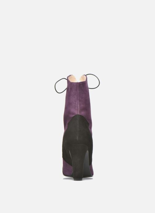 Bottines et boots Anna Volodia Aurora Multicolore vue droite