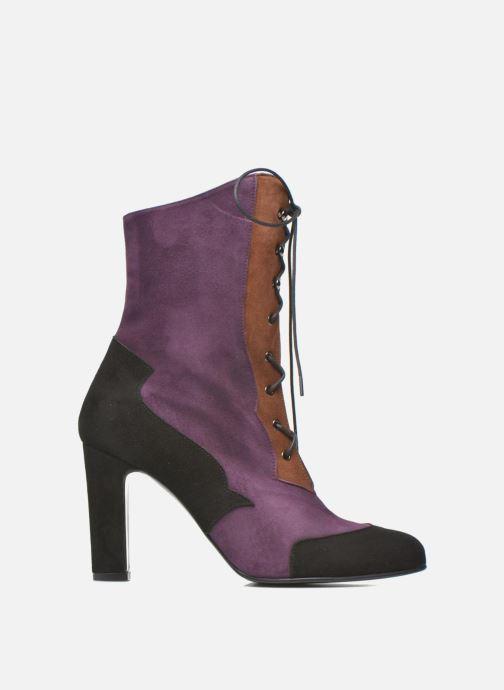 Bottines et boots Anna Volodia Aurora Multicolore vue derrière