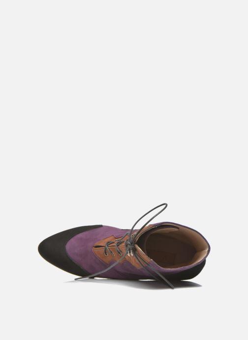Boots en enkellaarsjes Anna Volodia Aurora Multicolor links