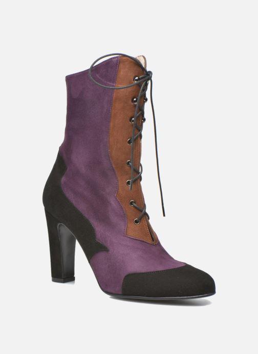 Boots en enkellaarsjes Anna Volodia Aurora Multicolor detail