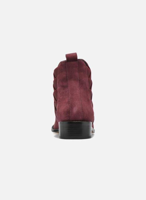 Rebecca Minkoff JacybordeauxBottines Et Boots Sarenza265293 Chez WDIbeH9YE2