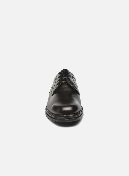 Chaussures à lacets Fluchos Galaxi 3120 Noir vue portées chaussures