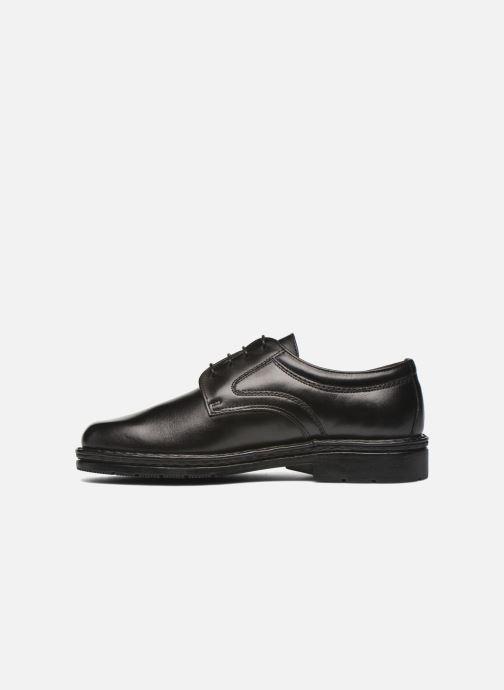 Chaussures à lacets Fluchos Galaxi 3120 Noir vue face