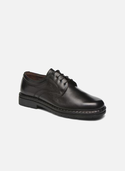 Chaussures à lacets Fluchos Galaxi 3120 Noir vue détail/paire