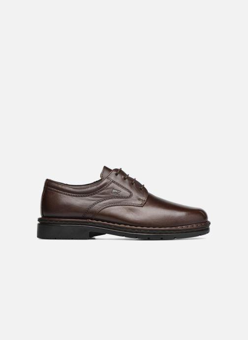 Chaussures à lacets Fluchos Galaxi 3120 Marron vue derrière