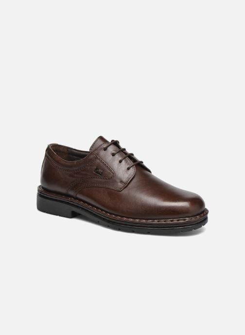 Chaussures à lacets Fluchos Galaxi 3120 Marron vue détail/paire