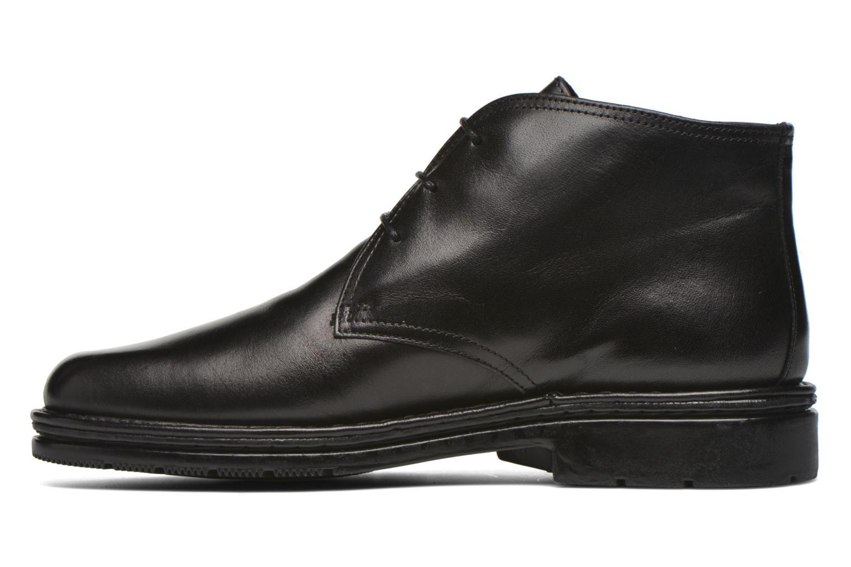 Chaussures à lacets Fluchos Galaxi 3130 Noir vue face