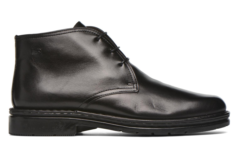 Chaussures à lacets Fluchos Galaxi 3130 Noir vue derrière