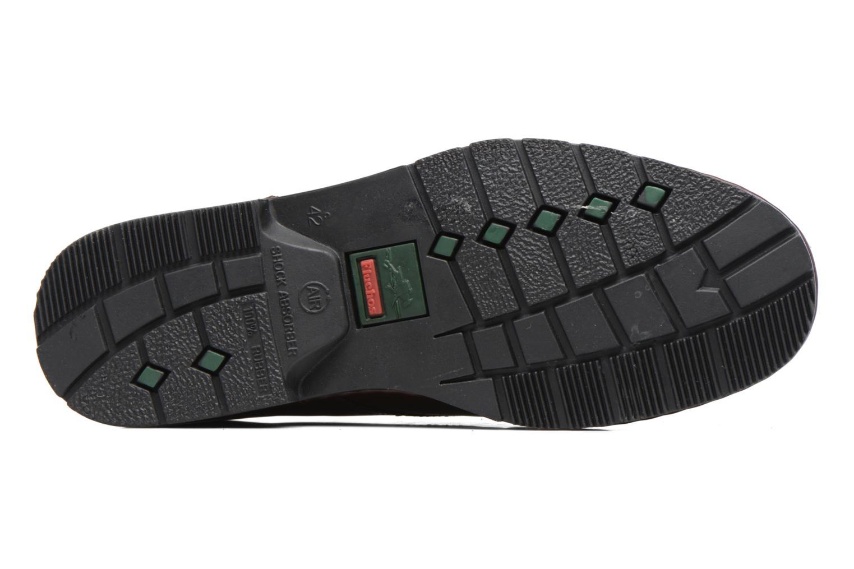 Chaussures à lacets Fluchos Galaxi 3130 Marron vue haut