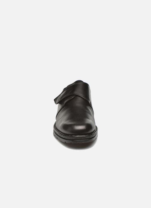 Chaussures à scratch Fluchos Galaxi 3259 Noir vue portées chaussures