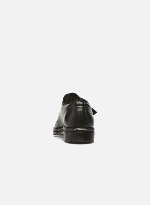 Chaussures à scratch Fluchos Galaxi 3259 Noir vue droite