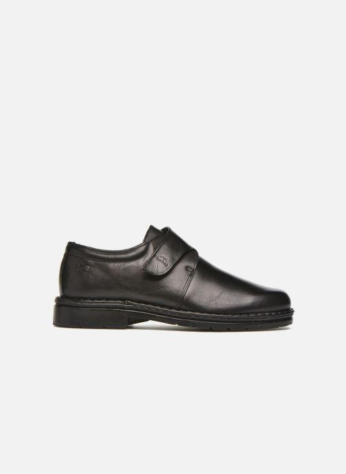 Chaussures à scratch Fluchos Galaxi 3259 Noir vue derrière