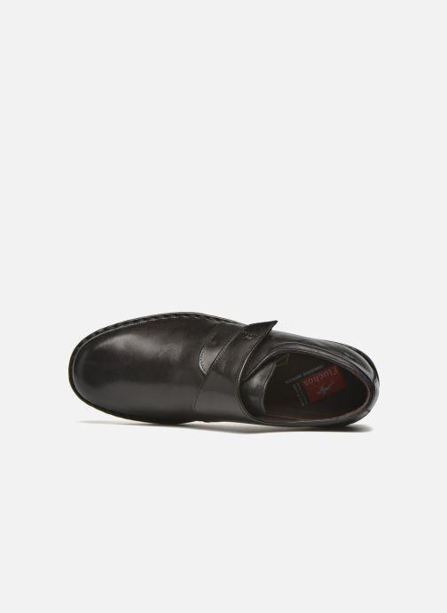 Chaussures à scratch Fluchos Galaxi 3259 Noir vue gauche