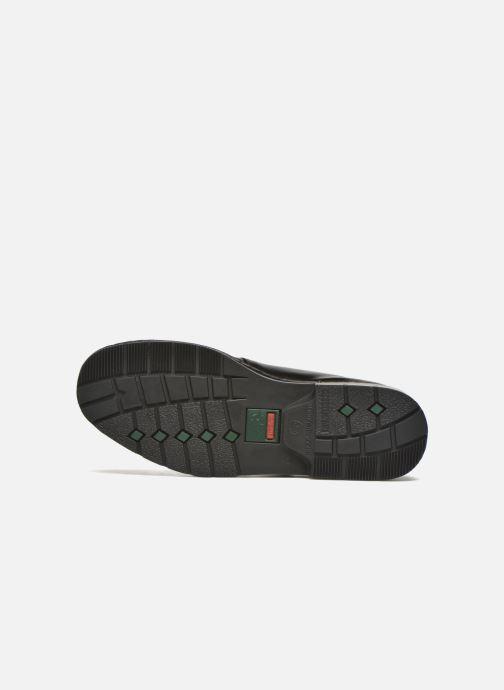 Chaussures à scratch Fluchos Galaxi 3259 Noir vue haut